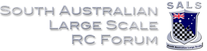 South Australian Large Scale Forum